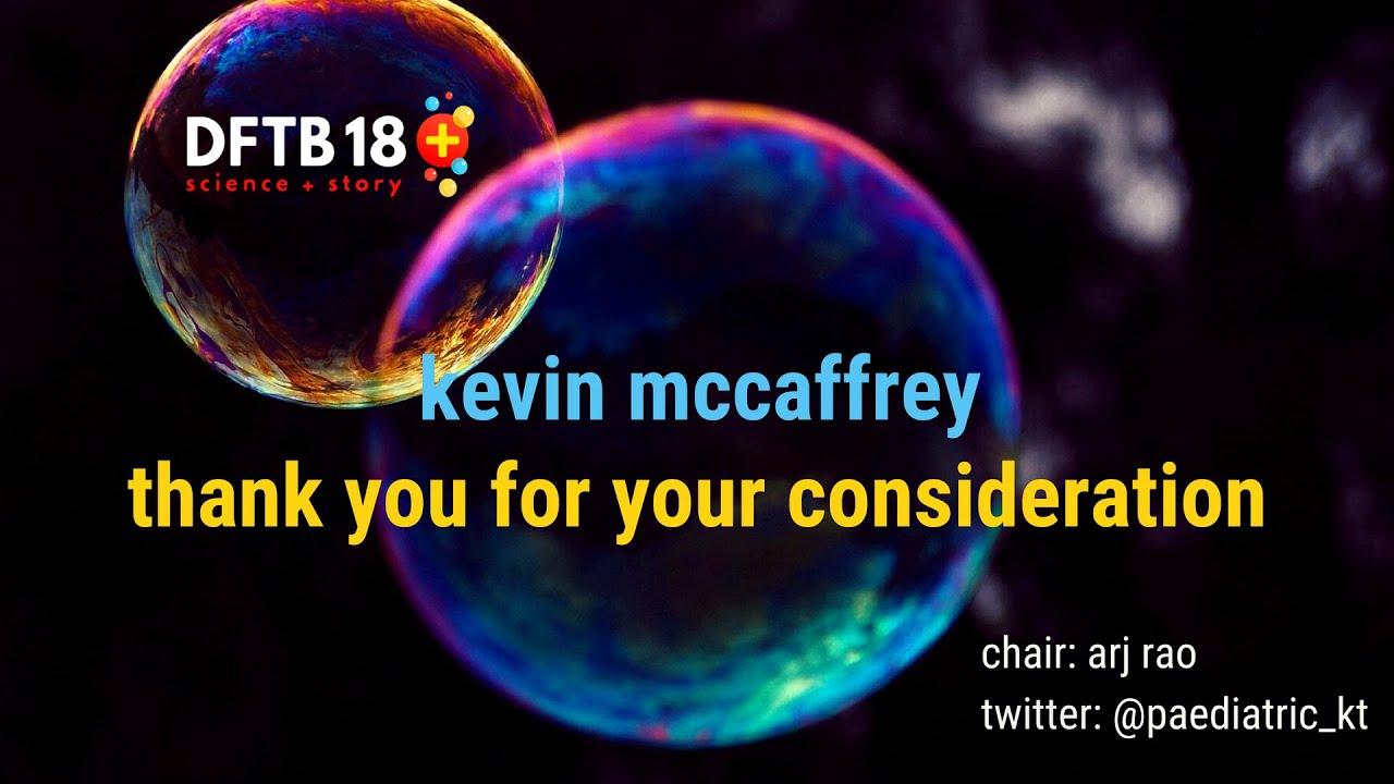 Download Kevin McCaffrey:  Cognitive biases at DFTB18