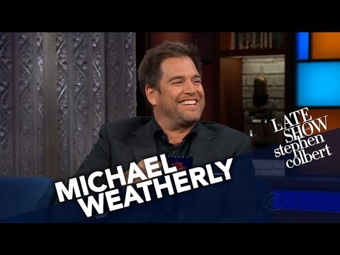 Michael Weatherly Had A Nightmare About The Late