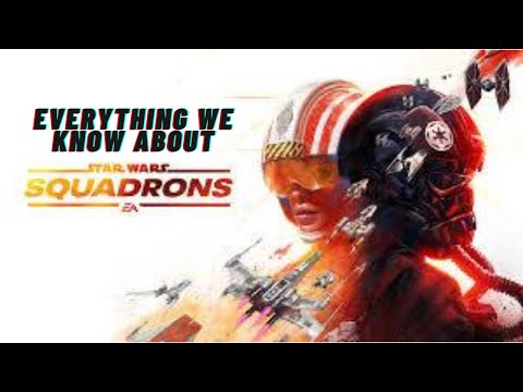Everything We Know About Star Wars: Squadrons(Gameplay)