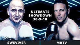 The Main Event: SWEVIVER MARTIN VS. MRTV SEBASTIAN - World Championships VR Boxing! Creed On Pimax