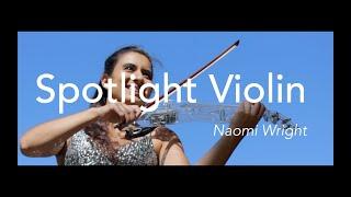 Spotlight Violin - Showreel