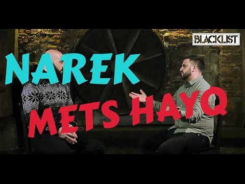 Black List - Narek Mets Hayq