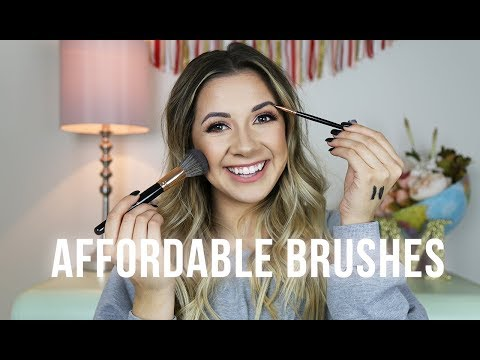 TESTING OUT BH COSMETIC BRUSHES! | YoItsMoe! thumbnail