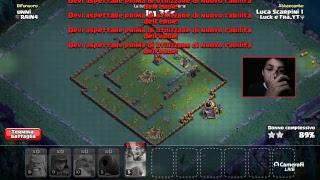 Live Clash of Clans: Finalmente ho la regina degli arcieri e la macchina da guerra al 5😎