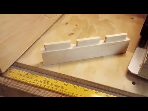 how to make a mortise and tenon jig