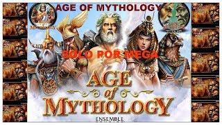 Descargar Age Of Mythology + Titan expansión | Full completo | En español | MEGA | 2018