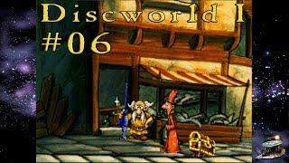 Let's Play Discworld 1 #06 [Deutsch] Tentacle Porn für den Fischhändler