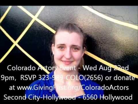 ColoradoActorsEvent-Interview Roe Moore
