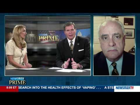 Newsmax Prime | Raul Mas on Trump's choice of Scott Pruitt to lead EPA