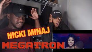 Nicki Minaj - MEGATRON (REACTION)