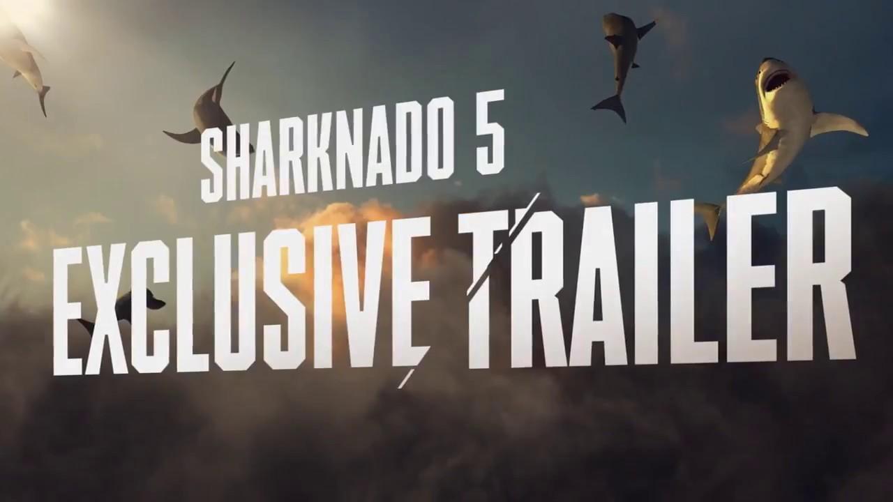 Download Sharknado 5  Global Swarming Trailer (Movieclips Trailers)
