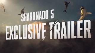 Sharknado 5  Global Swarming Trailer (Movieclips Trailers) streaming