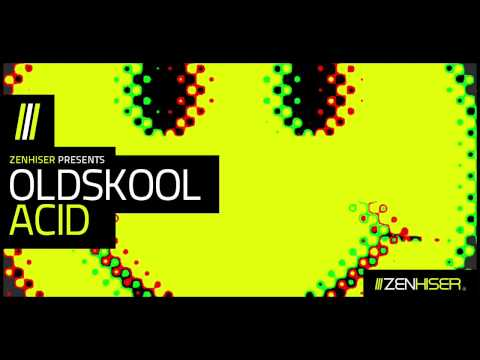 Oldskool Acid  800MB Of Squelchy Acid House Loops & 303 Sounds