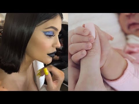 Kylie Jenner's Newest Stormi Inspired Cosmetics Line Has the Most ADORABLE Name