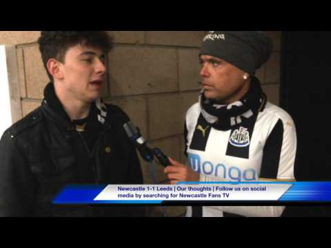 Newcastle United 1-1 Leeds United | Our thoughts