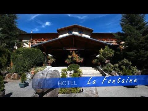 Vidéo HOTEL LA FONTAINE Chamonix (74)- Hôtellerie Hôtels Tourisme - Spa, Restaurant, Séminaire