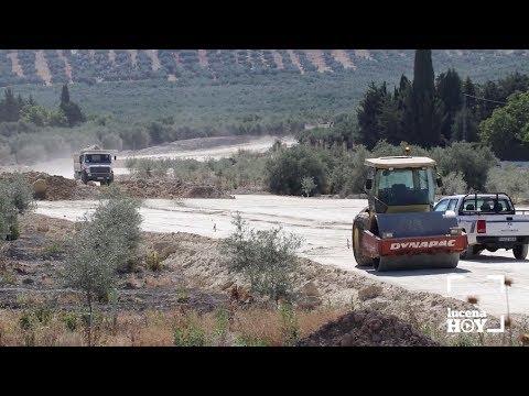 VÍDEO: La variante de Lucena evitará el paso por el casco urbano de 3000 vehículos