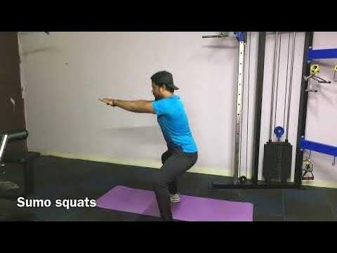 body weight leg workout  no equipment  no gym  youtube