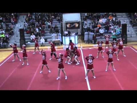 CVAC 2014: Beekmantown Varsity Eagles Performance