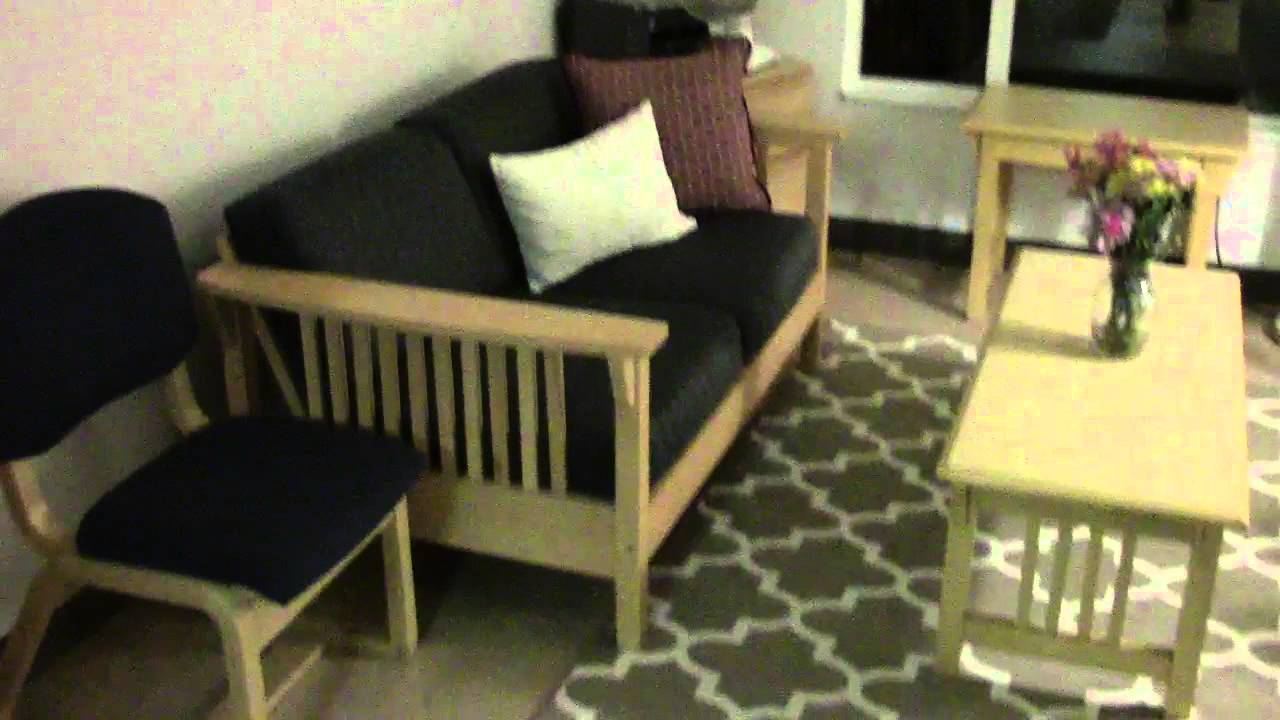 Cerro Vista Apartment Tour Cal Poly SLO - YouTube