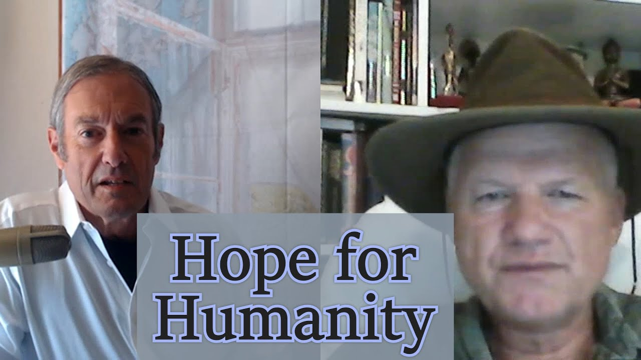 Dr. Sam Osmanagich & Richard Sacks Interview - Hope For Humanity