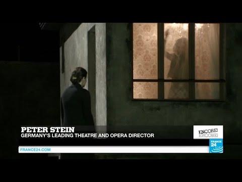 Legendary German theatre director Peter Stein tackles Samuel Beckett classic en français