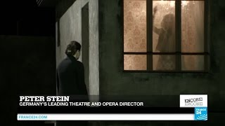 Legendary German theatre director Peter Stein tackles Samuel Beckett classic en français