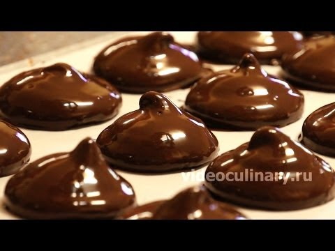 Зефир в шоколаде - Рецепт Бабушки Эммы
