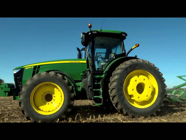 Operating the e23/e18 transmission, Part 5 - Set Transmission for Low Hydraulic Flow Implements