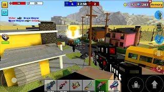 Pixel Gun 3D Android iOS Gameplay #9