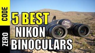 ☑️ 5 Best Nikon Monarch Binocu…