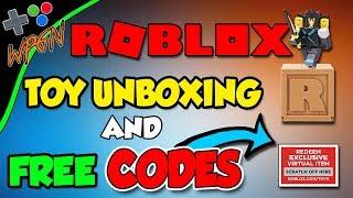 🔥 Roblox Toy Unboxing e codici gratuiti ogni 10 minuti - Giocare a giochi con SUBS 🔥
