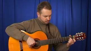 Анонс - Алексей Парков - Уроки гитарного мастерства