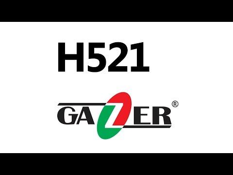 Gazer H521 тест