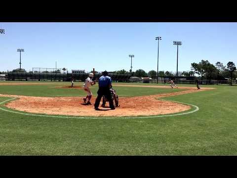 Justin Worley-  stealing  - Elite Performance Baseball 2017