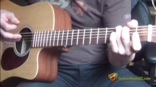 Jimmy Falon - Neil Young Singing Willow Smith Whip My Hair Guitar Lesson