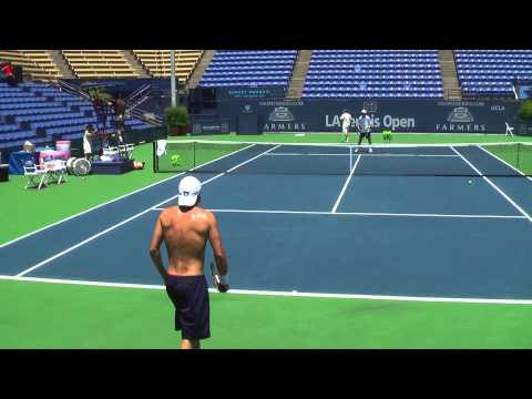 07 26 2009 Tommy Haas at LATC