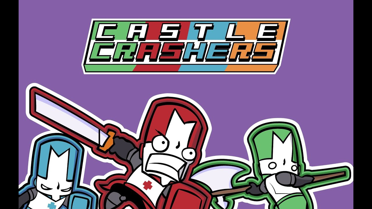 How to get castle crasher for free no torrent youtube - Castle crashers anime ...
