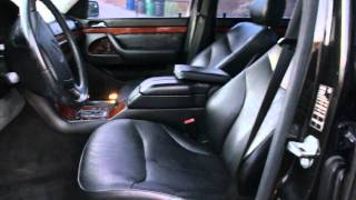 1998 mercedes benz s320 w140 saloon s500 s600 big body for sale