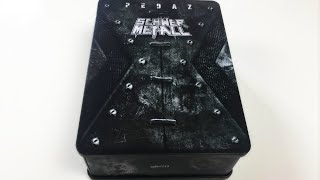 Pedaz - Schwermetall Box Unboxing