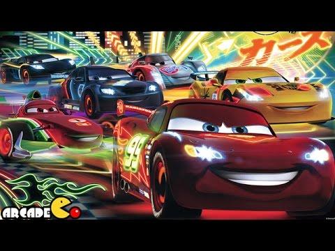 Mater Cars Wallpaper Disney Pixar Cars Fast As Lightning Mcqueen Neon