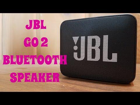 JBL GO 2 Bluetooth Speaker Review