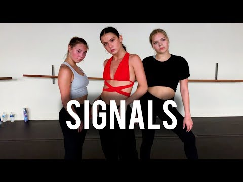 Signals Ft Madison Cubbage - Todiefor, Shoeba & Roméo Elvis   Brian Friedman Choreo   Tari's School