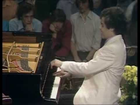 Schumann Piano Concerto Michael Roll P. Boulez BBC Symphony 1973 Proms, London