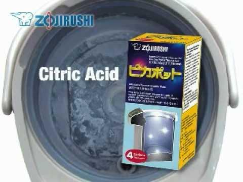 Caring for Your Zojirushi Water Boiler