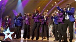 Gospel Singers Incognito sing 'Oh Happy Day' | Semi-Final 5 | Britain's Got Talent 2013