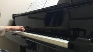 RAGE OF DUST「機動戦士ガンダム鉄血のオルフェンズ2期(オープニング)」 / SPYAIR / Piano Solo