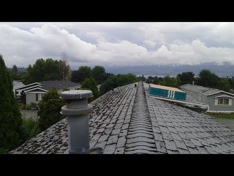 Up On The Roof - Mobile Home Renovation : E029 / BC Renovation Magazine