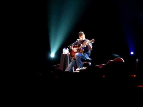 Aaron Lewis- 45 Shinedown AND So Far Away (acoustic) Turning Stone 2.12.10 late show