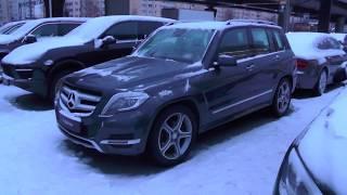Выбираем б\у авто Mercedes-Benz GLK (бюджет 1.300-1.400тр)